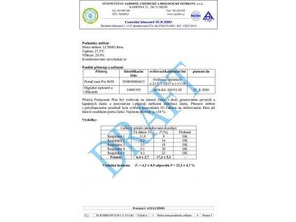 Detský respirátor BODYBE FFP2 NR – biely