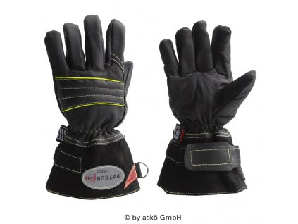ASKÖ PATRON FIRE zásahové rukavice (kompaktná manžeta)