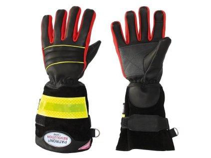 ASKӦ PATRON REVOLUTION zásahové rukavice (dlhá manžeta)