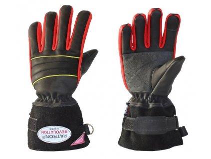 ASKӦ PATRON REVOLUTION zásahové rukavice (kompaktná manžeta)