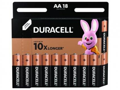 Duracell batérie typu AA