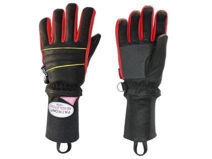 ASKӦ PATRON REVOLUTION zásahové rukavice (pletená manžeta)