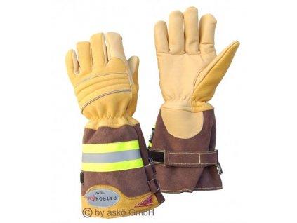 ASKÖ PATRON FIRE ELK zásahové rukavice (dlhá manžeta)