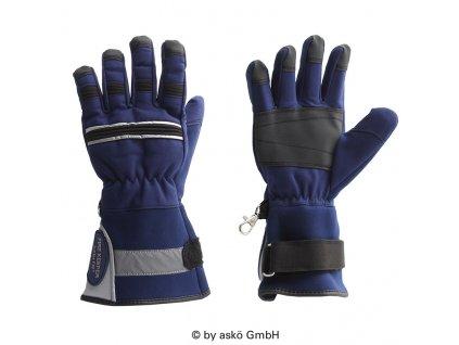 ASKÖ FIRE KEEPER JUNIOR zásahové rukavice (dlhá manžeta)