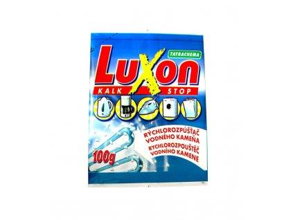 LUXON - Odstraňovač vodného kameňa (100g)