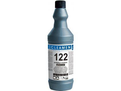 CLEAMEN 122 na podlahy s leskom (1l)
