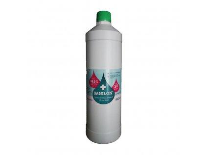 Čistiaci antibakteriálny gél na ruky s pantenolom 900ml