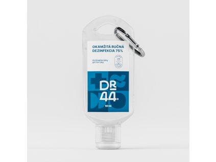 DR.44 Okamžitá ručná dezinfekcia 75% – karabínka 50ml