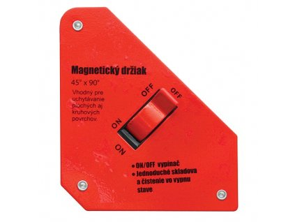 1 magneticky drziak vypinatelny 12kg 1