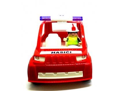 Igracek hasic s hasicskym autom