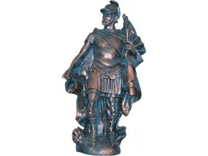 Figurka - socha Floriána - 58 cm