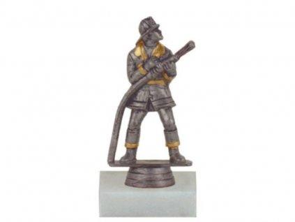 Figúrka hasič 15 cm
