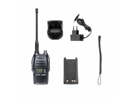 vysielačka CRT P7LCD
