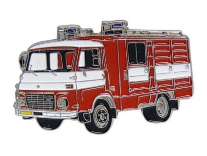 hasicske auto avia odznak