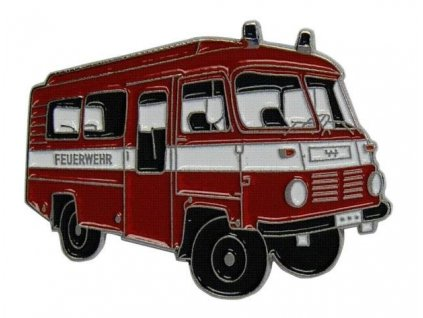 hasicske auto robur 2 feuewehr odznak