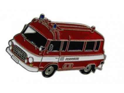 hasicske auto feuerwehr barkas odznak