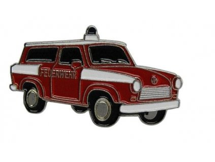 hasicske auto feuerwehr trabant odznak