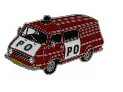 hasicske auto skoda 1203 hasici odznak
