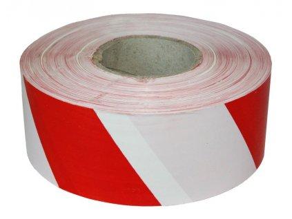 Páska červeno biela