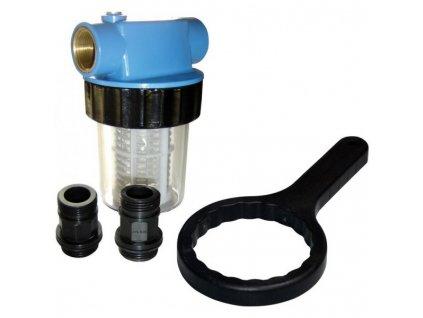 filter vodny kratky 125 mm