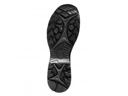Ochranná obuv HAIX Black Eagle Athletic 2.0 T High Black so zipsom
