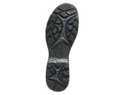 Ochranná obuv HAIX Black Eagle Athletic 2.0 V GTX Mid Black