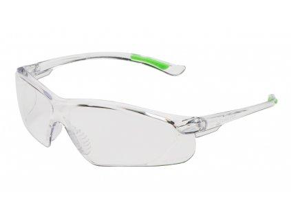 Ochranné okuliare Univet 5x8 číre
