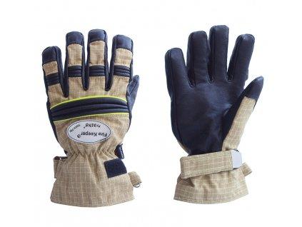 ASKÖ FIRE KEEPER PBI Matrix zásahové rukavice (kompakt manžeta)