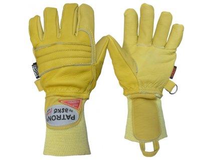 ASKÖ PATRON FIRE ELK zásahové rukavice (pletená manžeta)