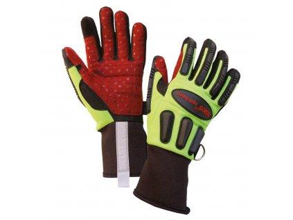 Záchranárske rukavice Red Hero