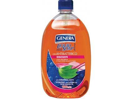 Tekuté mydlo Genera s antibakteriálnou prísadou 1000ml