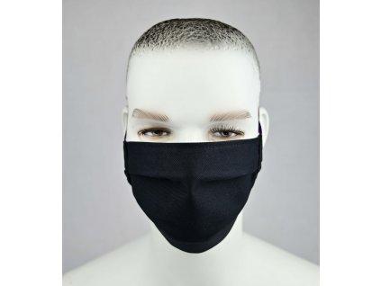 Ochranné bavlnené rúško