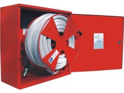 Hydrant s hadicou D19 -20bm - prúdnica ekv.6