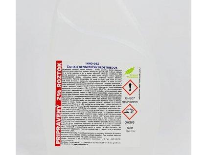 Čistiaci dezinfekčný prostriedok INNO-DEZ (500ml)