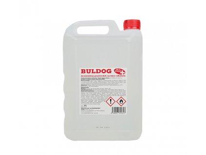 Dezinfekčný prostriedok na báze alkoholu BULDOG (5L)