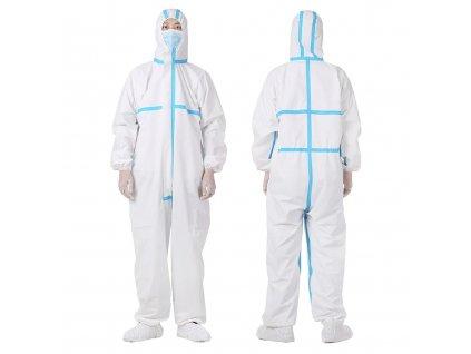 ochranný oblek jednorazovy