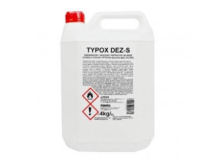 typox dez-s dezinfekcia