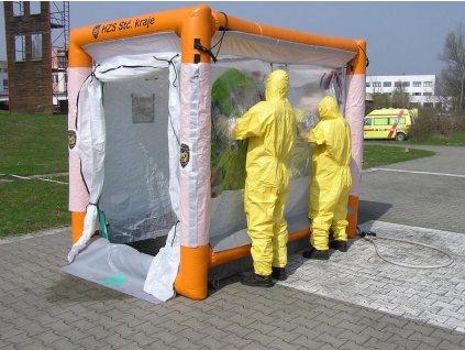 Dekontaminačná sprcha HF