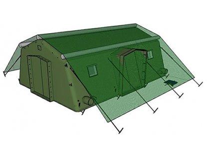 gumotex armádny stan HF-46A