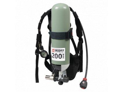 dychací prístroj SCOTT sigma