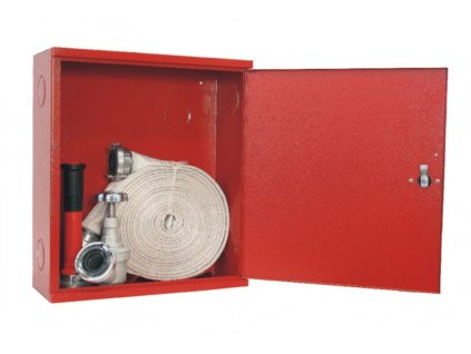 Hydrant so sploštiteľnou hadicou C52 - s kolískou