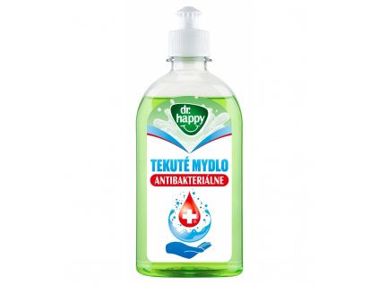 dr happy tekute antibakterialne mydlo 370ml