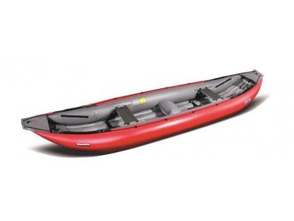 BARAKA nafukovacie kanoe gumotex