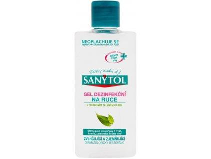 SANYTOL Dezinfekčný gél 75 ml - Antibakteriálny gél