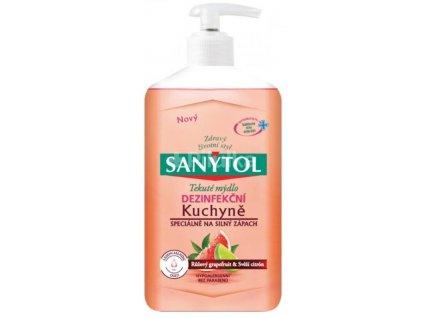 sanytol tekuté mydlo kuchyna
