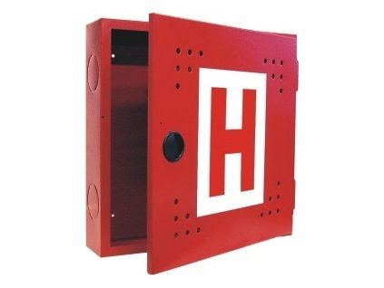 Hydrantová skriňa nástenného hydrantu D25 Špeciál