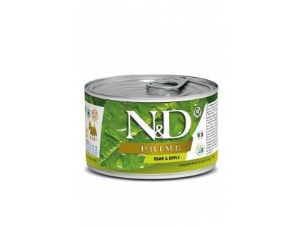 Farmina N&D Dog Prime Boar & Apple 140 g