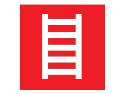 Požiarny rebrík (piktogram)