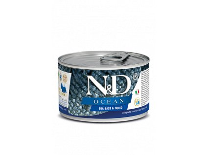 Farmina N&D Dog Ocean Cod & Squid Adult (140 g)