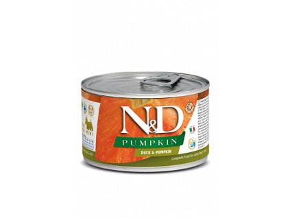 Farmina N&D Dog Pumpkin Duck & Pumpkin Adult Mini (140 g)